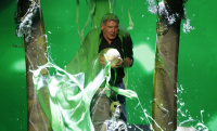 Kid's Choice Awards: Schleim-Attacke auf Harrison Ford
