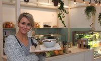 Greentrees the Juicery: Smoothie-Bar in Derendorf
