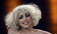 Popstar: Lady Gaga ohne Pokerface fast normal