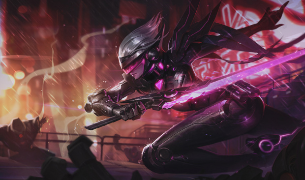 League Of Legends Project Skins Für Fiora Und Co