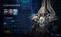 """""""My Life for Aiur!"""": StarCraft 2: Legacy of the Void - Screenshots"""