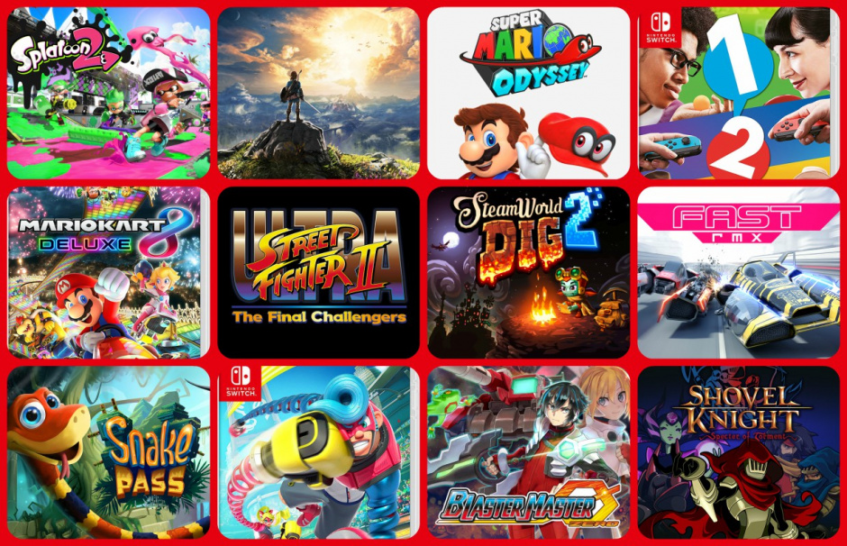 nintendo switch original games