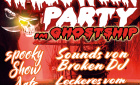 Ghost Ship - Halloween Party | Donnerstag, 31. Oktober 2019 | KD Partyschiff - Düsseldorf