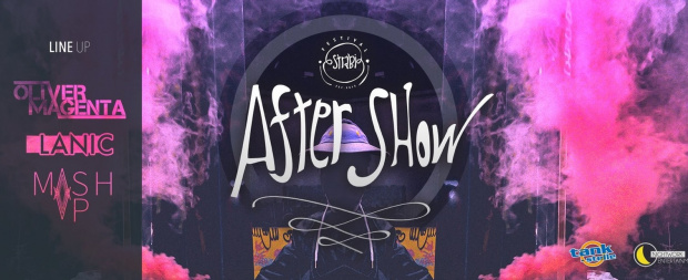 Strabi Festival 2016 - Aftershow Party | Samstag, 20. August 2016