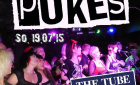 Rock das Tube Special with The PUKES (UK) + The Chief | Sonntag, 19. Juli 2015 | The Tube - Düsseldorf
