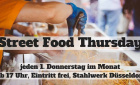 Street Food Thursday | Donnerstag, 4. April 2019 | Stahlwerk - Düsseldorf