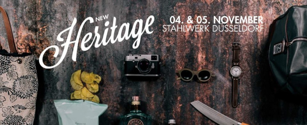 New Heritage | Samstag, 4. November 2017