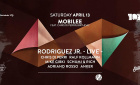 Mobilee w/ Rodriguez Jr. -live- & Chris Di Perris Birthday | Samstag, 13. April 2019 | 102 - Neuss