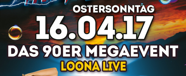2 Jahre Trash McFly - Loona live | Sonntag, 16. April 2017