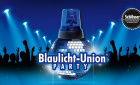 Blaulicht-Union Party | Freitag, 22. November 2019 | Schlösser Quartier Bohème - Düsseldorf