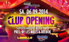 Club Opening - Superquarterly After Party pres. by Les Mills & Reebok | Samstag, 6. September 2014 | Nachtresidenz - Düsseldorf