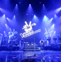 The Voice of Germany - Live in Concert   Samstag, 27. Dezember 2014