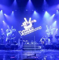 The Voice of Germany - Live in Concert   Montag, 29. Dezember 2014