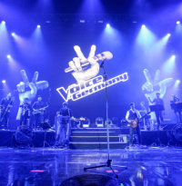 The Voice of Germany - Live in Concert   Montag, 5. Januar 2015