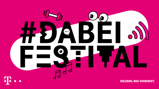 """#DABEI Festival Telekom - """"Road to IFA"""" 