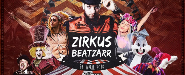 Zirkus Beatzarr | Samstag, 28. April 2018
