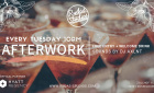 Rudas Studios Afterwork x Hyatt Official Aftershow Party | Dienstag, 24. September 2019 | Rudas Studios - Düsseldorf