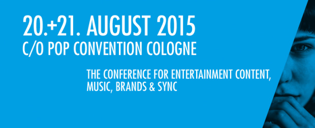 c/o pop Convention | Donnerstag, 20. August 2015