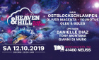 Heaven & Hill Festival - Club Edition | Samstag, 12. Oktober 2019 | 102 - Neuss