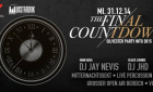 The Final Countdown - Silvesterparty | Mittwoch, 31. Dezember 2014 | Apollo 21 - Wuppertal