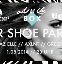 """Out Of The Box"" // Die große After-Shoe-Party 