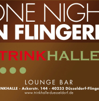 One Night in Flingern | Donnerstag, 27. November 2014