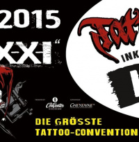 Tattoo Bash | Sonntag, 26. April 2015