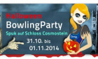 Halloween Bowling Party | Donnerstag, 30. Oktober 2014 | Cosmo Sports - Düsseldorf