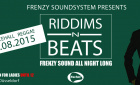 Riddims and Beats | Samstag, 8. August 2015 | The Blue Note - Düsseldorf