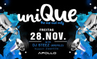 UniQue - The One and Only | Freitag, 28. November 2014 | Apollo 21 - Wuppertal