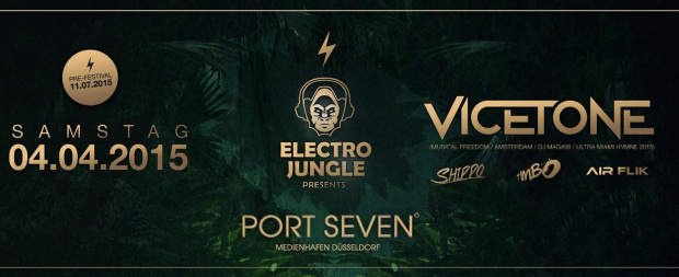 Electro Jungle | Samstag, 4. April 2015