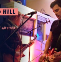 Stadtklang mit The Band Hill | Sonntag, 8. Februar 2015