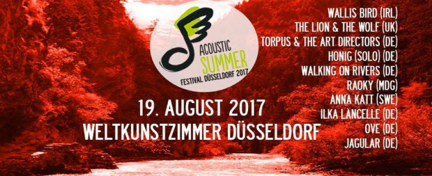 Acoustic Summer - Acoustic Festival 2017 | Samstag, 19. August 2017