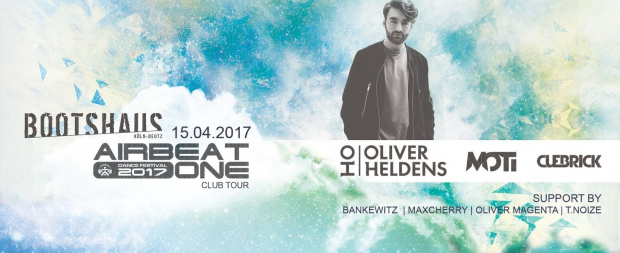 Airbeat One Club Tour | Samstag, 15. April 2017