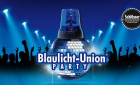 Blaulicht-Union Party | Freitag, 21. September 2018 | Schlösser Quartier Bohème - Düsseldorf