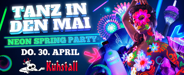 Tanz in den Mai | Donnerstag, 30. April 2015