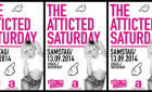 Attic'ted Saturday | Samstag, 13. September 2014 | the attic - Düsseldorf