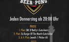 Beer Pong Night | Donnerstag, 4. April 2019 | O'reilly's - Düsseldorf
