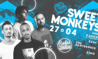 Sweet Monkeys | Samstag, 27. April 2019 | Rudas Studios - Düsseldorf