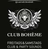 Club Bohème | Samstag, 17. September 2011