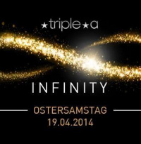 Infinity Osterspecial | Samstag, 19. April 2014