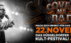 """Cover Me Bad""- Festival 