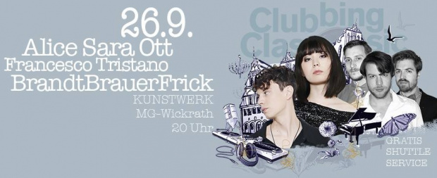Clubbing Classic | Samstag, 26. September 2015