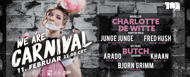 We are Carnival | Sonntag, 11. Februar 2018