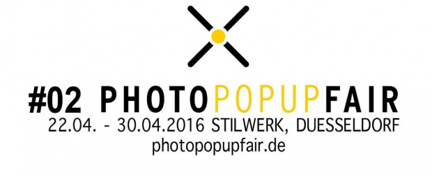 2. Photo Popup Fair | Freitag, 22. April 2016