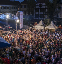 Ratingen Festival | Sonntag, 23. August 2015