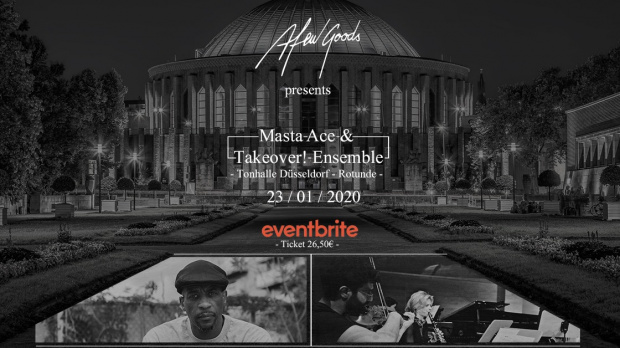 Afew Goods x Masta Ace Launch | Donnerstag, 23. Januar 2020