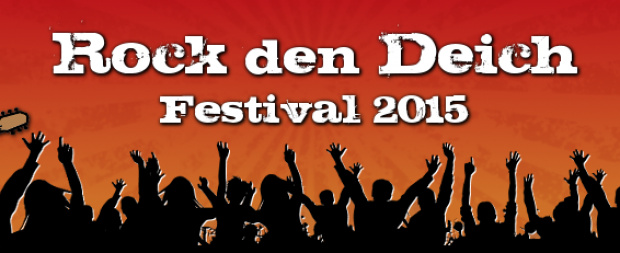 Rock den Deich | Samstag, 15. August 2015