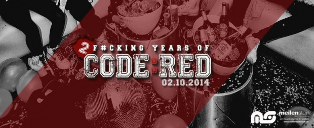 2 F#cking Years of Code:Red! | Donnerstag, 2. Oktober 2014