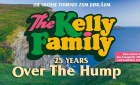 The Kelly Family - 25 Years Over the Hump | Freitag, 27. Dezember 2019 | ISS Dome - Düsseldorf